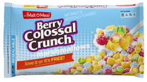 Płatki Malt O Meal Berry Colossal Crunch marshmallows 510g