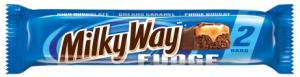 Baton MilkyWay Fudge 85,1g
